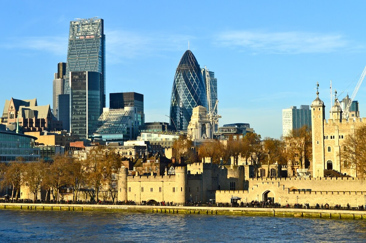 Medieval and Modern London