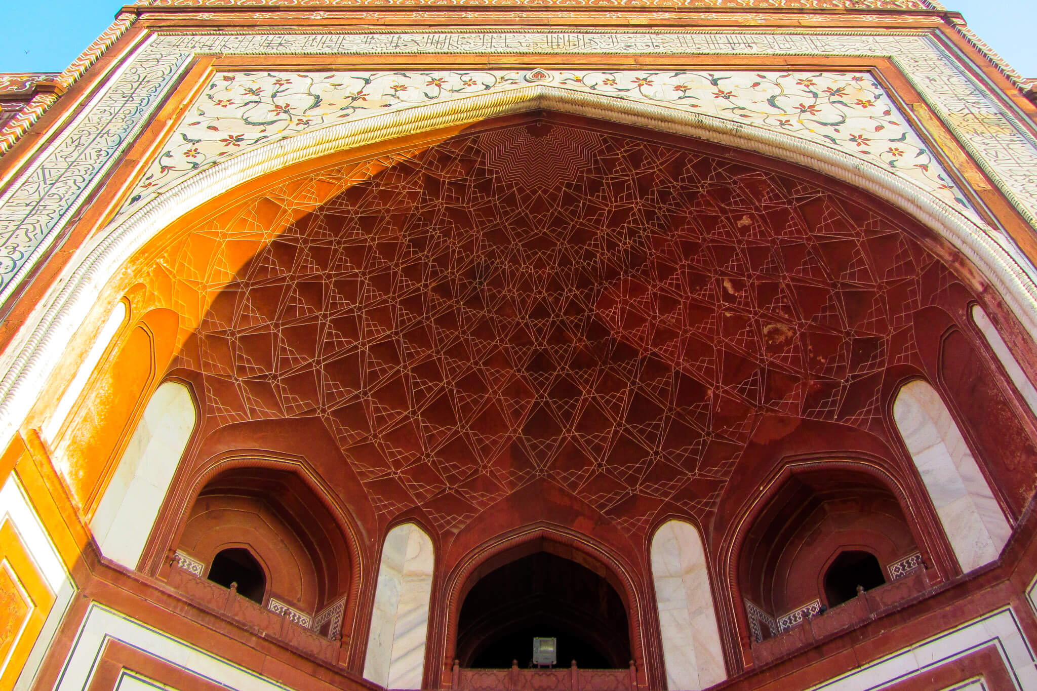 The Mughal architecture of India
