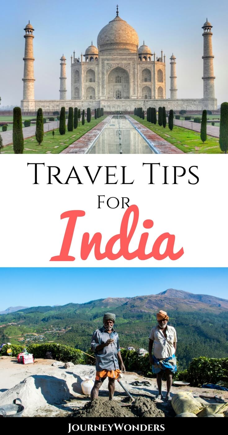 India is a beautiful - but frustrating - country. Here you will find the best travel tips and tricks to making the most of your time in India, a land of culture, beautiful landscapes, and chaotic cities #India #TravelTips #Asia