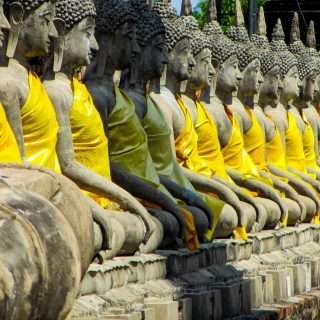 A day trip to Ayutayah, Old Capital of Siam