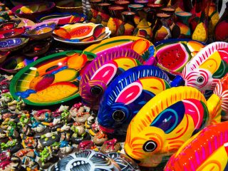 Souvenirs from Acapulco
