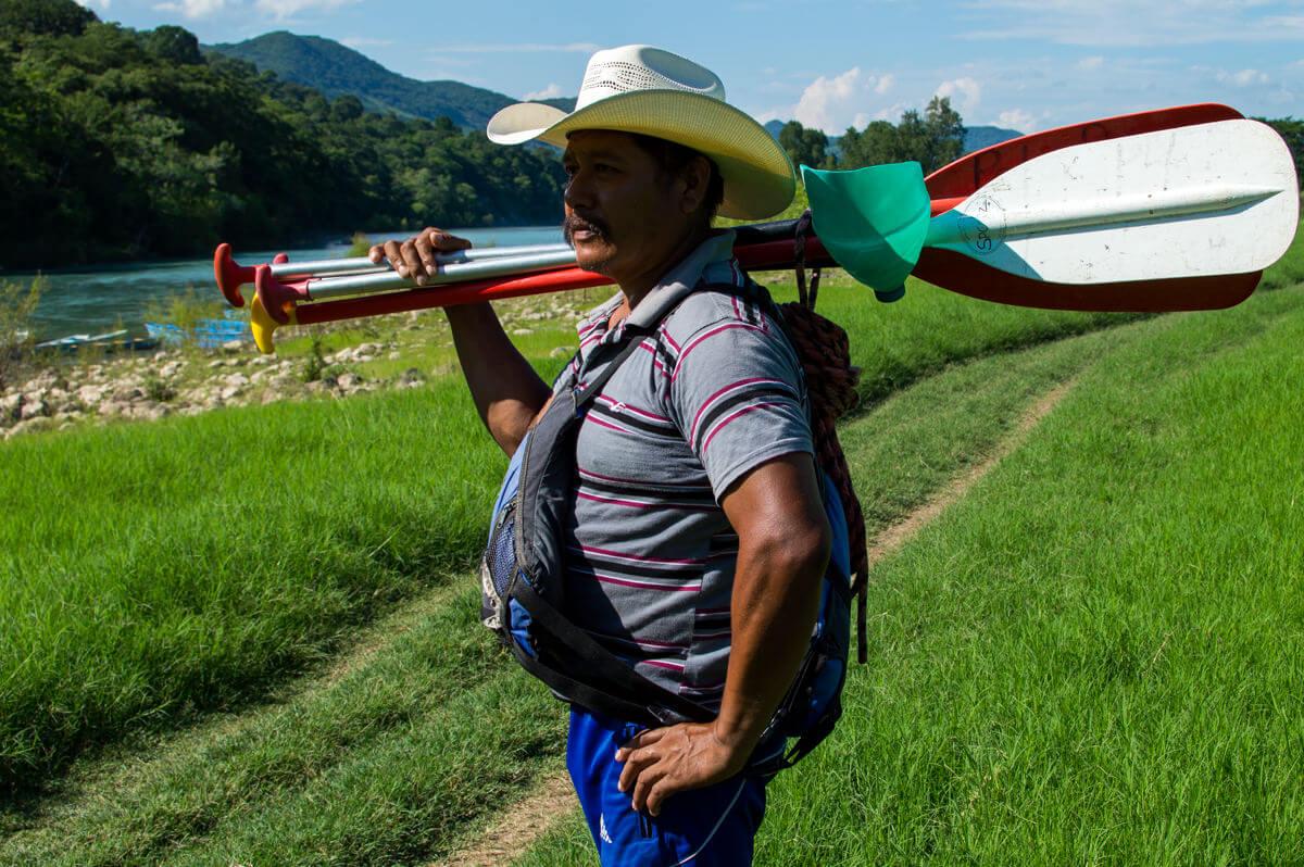 The locals of the Huasteca Region