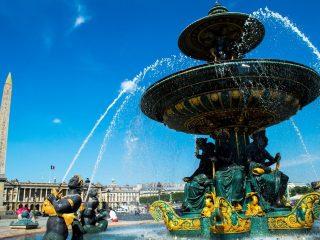 Place de la Concorde. Paris, City of Love