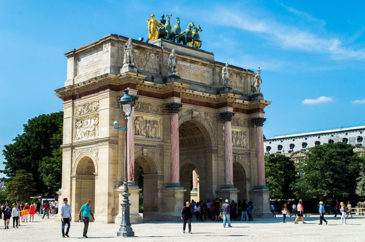 The Architecture Of Paris City Of Love