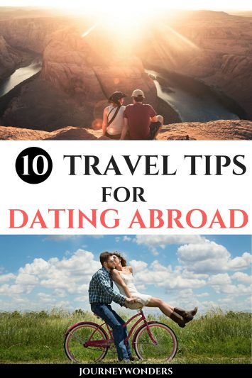 10 Travel Tips for Dating Abroad