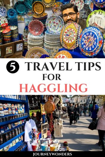 5 Travel Tips for Haggling Like a Pro