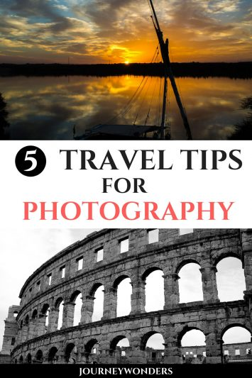 5 Travel Tips for Photography