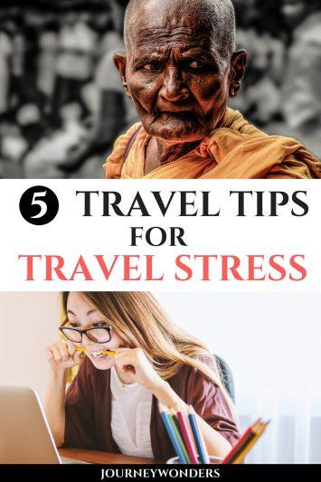 5 Travel Tips for Travel Stress