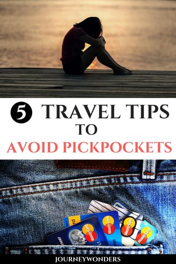 5 Travel Tips to Avoid Being Robbed