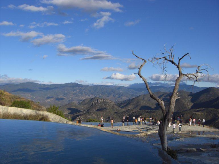 Hierve el Agua, Mexico