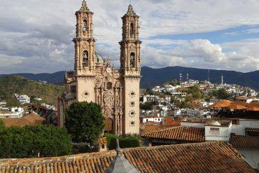 The beauty of Taxco, Mexico