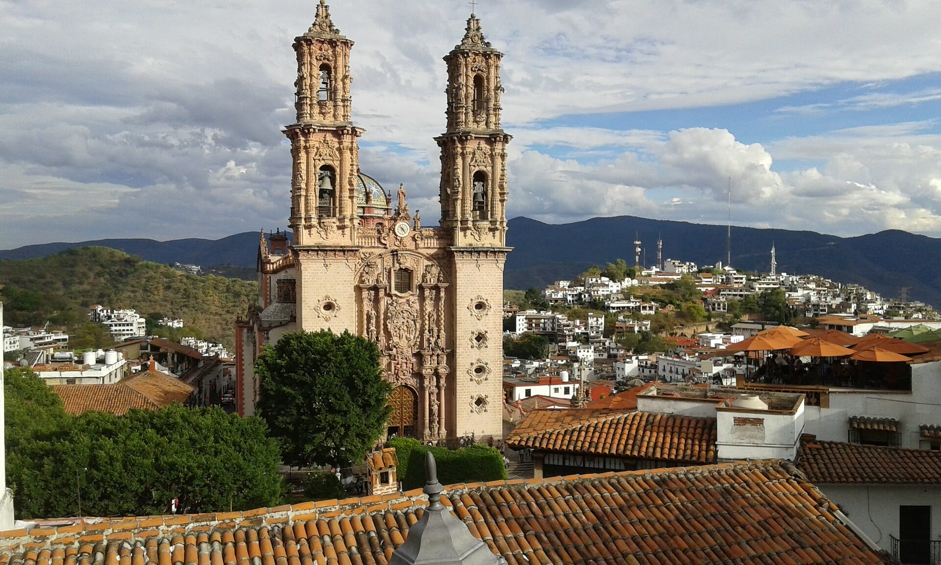 The beauty of Taxco, Mexico