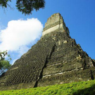 Tikal in Guatemala