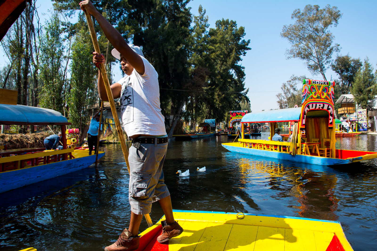 How to Visit Xochimilco Without a Tour
