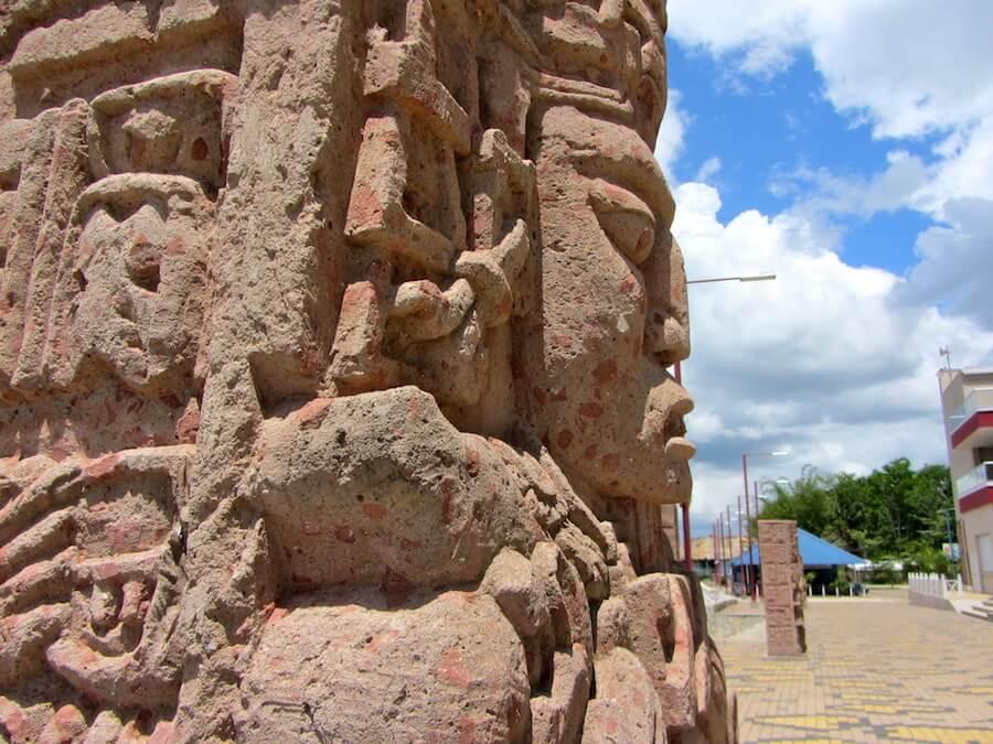 Maya Mall Flores Guatemala