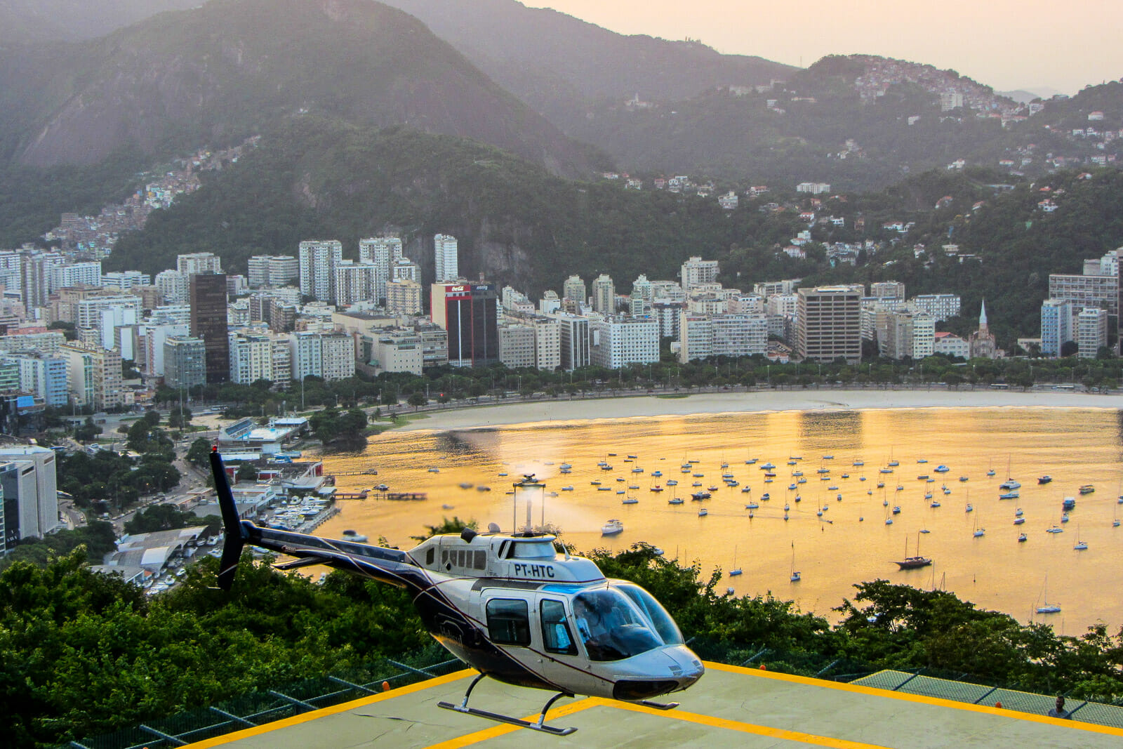 The natural beauty of Rio de Janeiro, Brazil