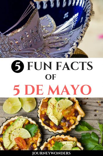 5 Fun Facts of 5 De Mayo