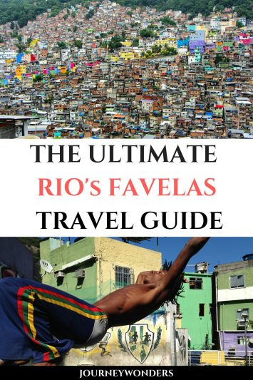 The Ultimate Rio de Jaineiro Favelas Travel Guide Brazil South America Travel