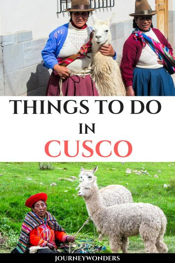 Things to Do and See in Cusco Peru South America Travel