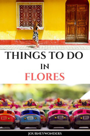 Things to Do and See in Flores Guatemala Central America Travel