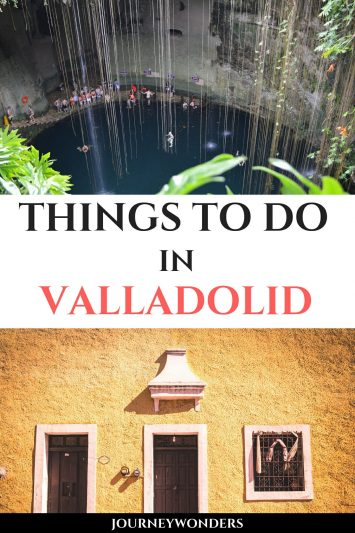 Things to Do and See in Valladolid Mexico Travel