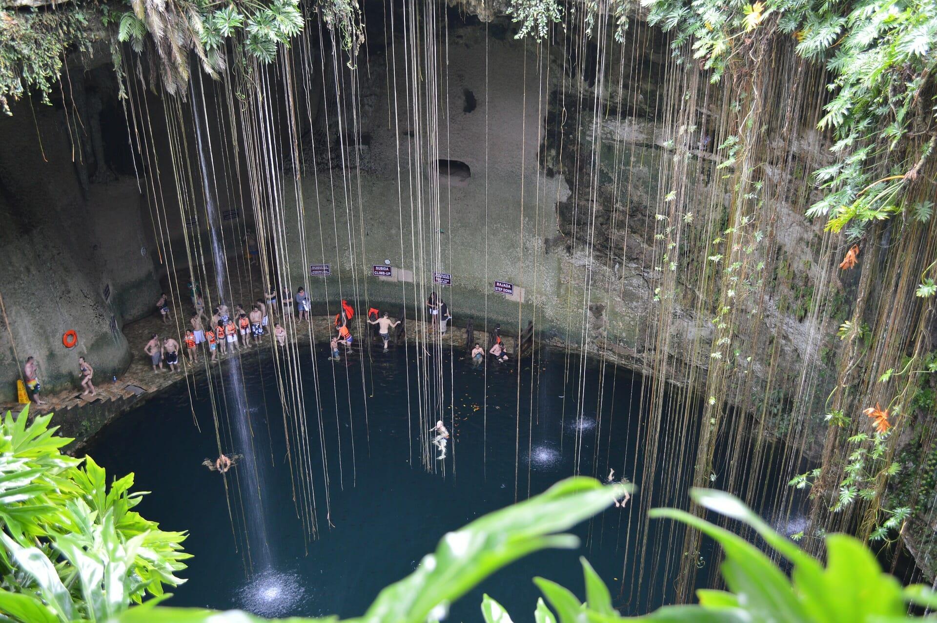 Valladolid Cenotes