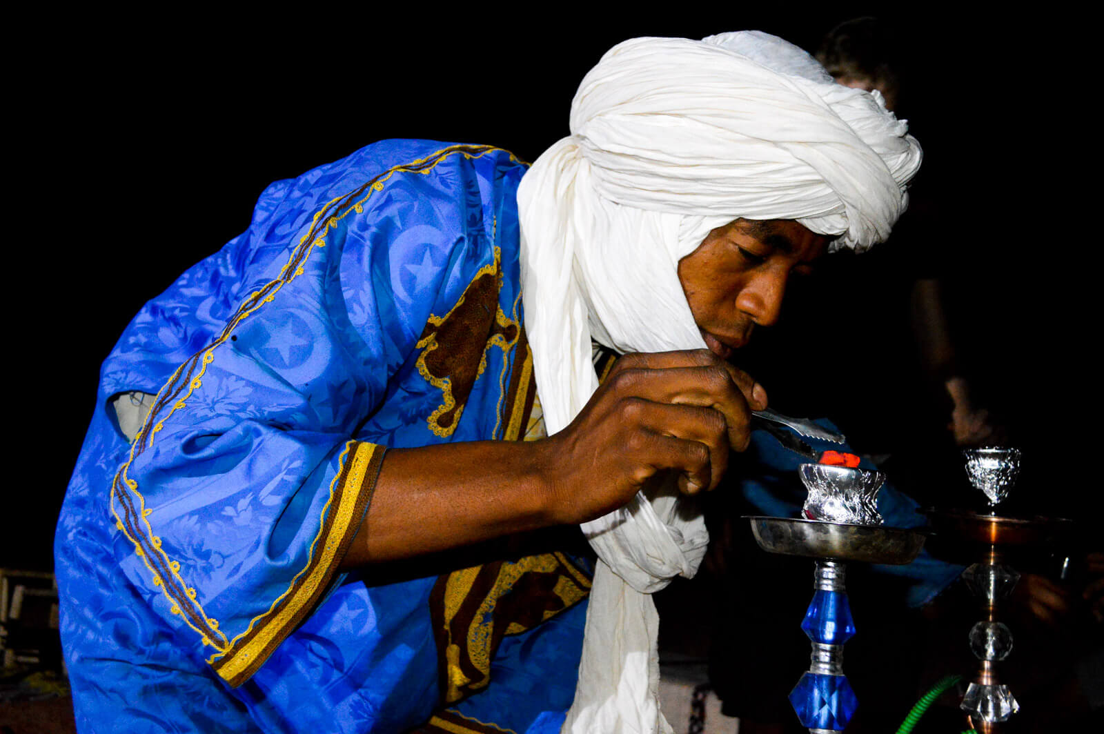 Bedouin diner and dance show