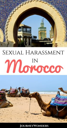A cautionary tale of Sexual Harassment in Morocco about how a free horse ride at the beach of Essaouira soon turned into a nightmare. #Morocco #Harassment #MeToo