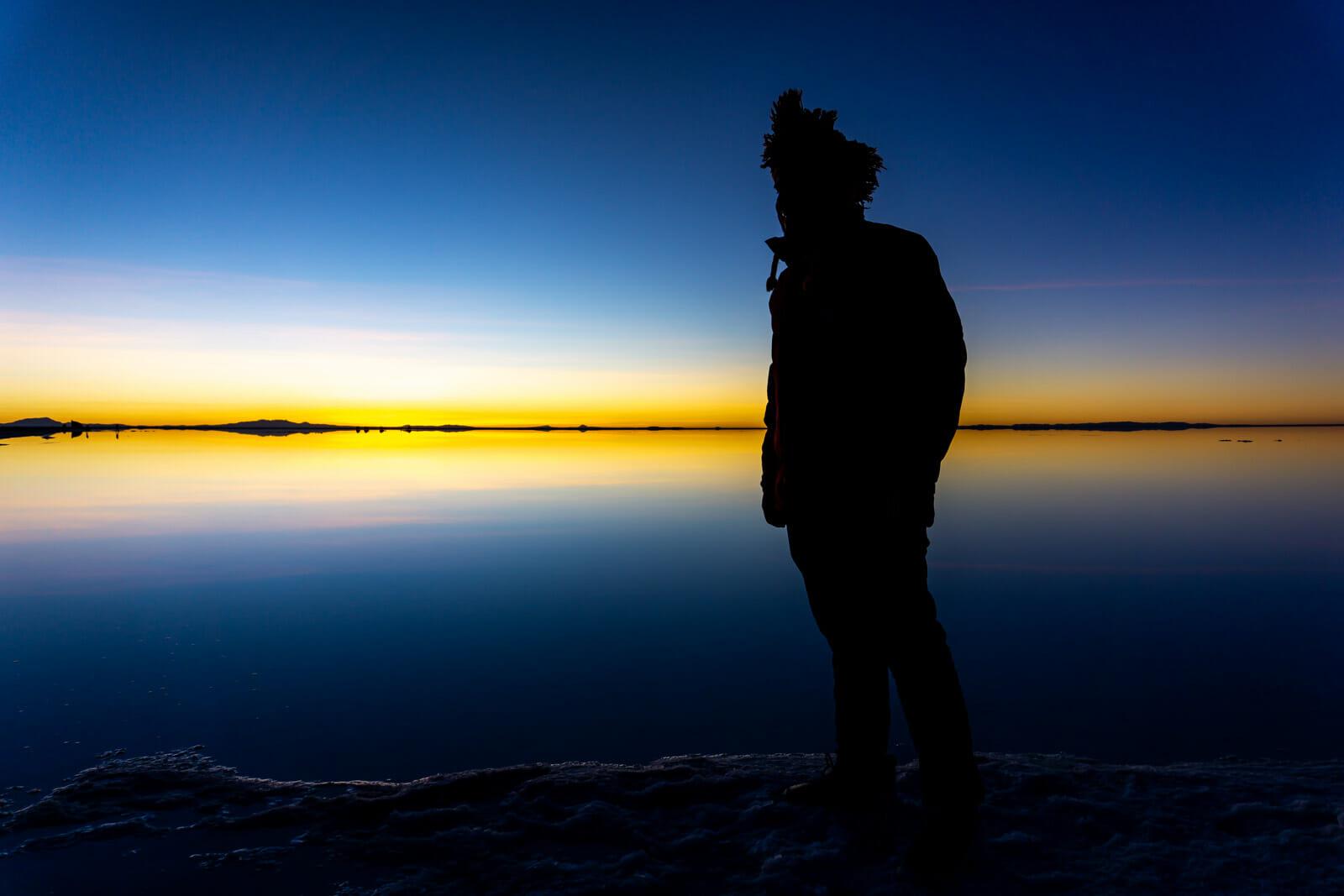Sunrise of Wonders at the Salar de Uyuni
