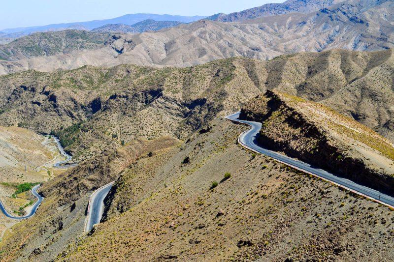 The Atlas Mountains of Morocco