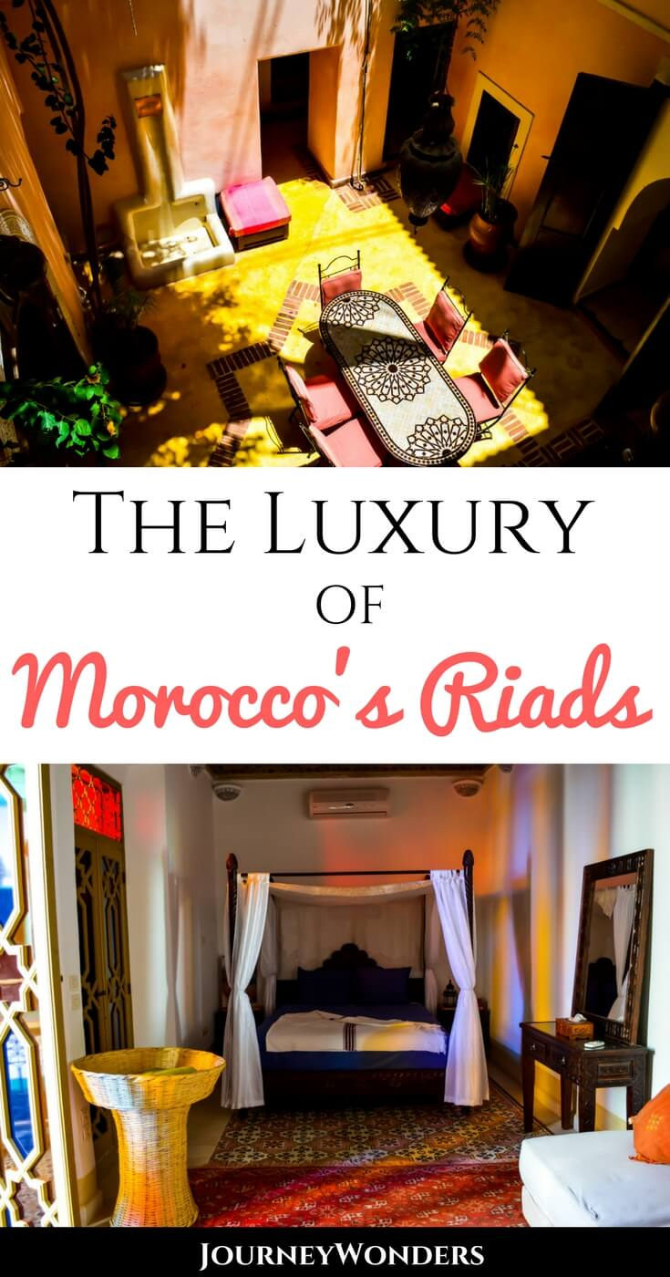 The Riads of Morocco are definitely taken from the pages of a fairytale. Enjoy this guide to the Best Riads of Marrakesh everybody! #Marrakesh #Morocco #NorthAfrica #Riad #Luxury
