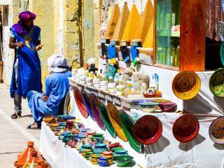 The Markets of Essaouira, Morocco