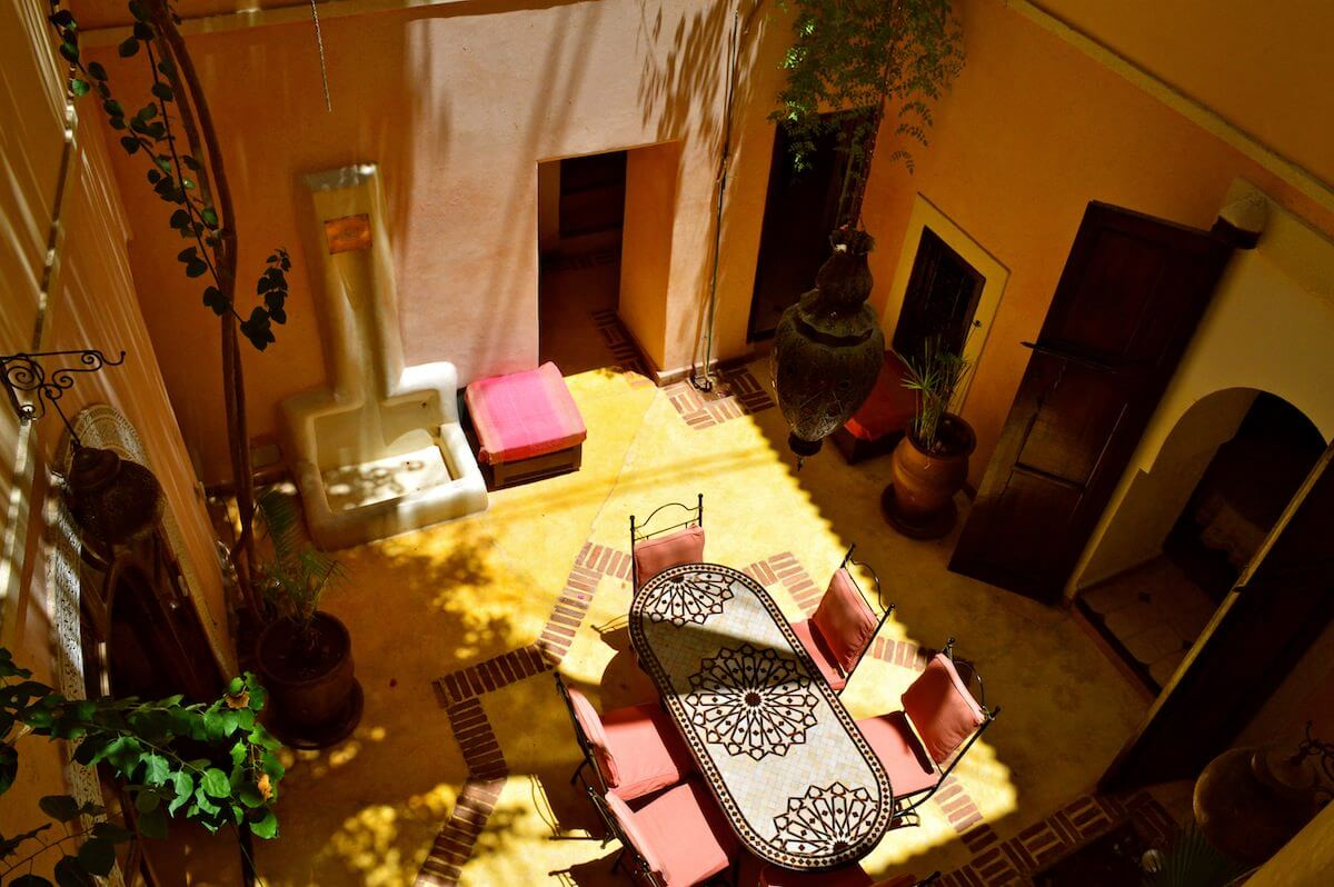 The best luxury riads of Morocco