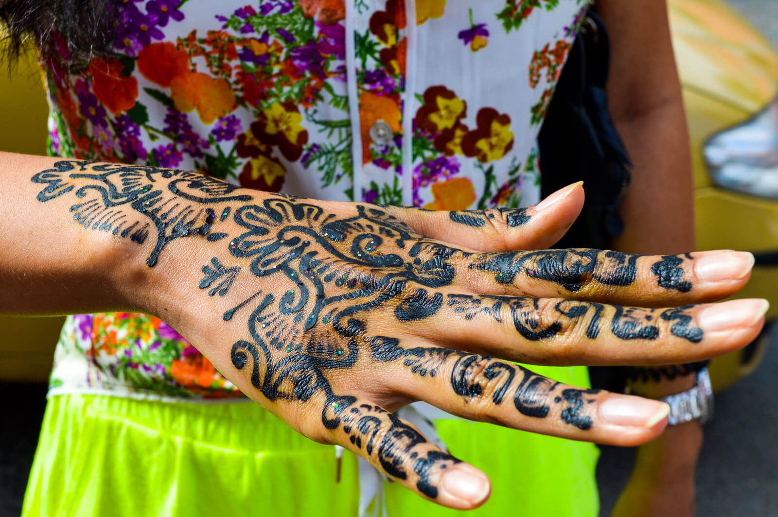 The Henna Scam of Morocco