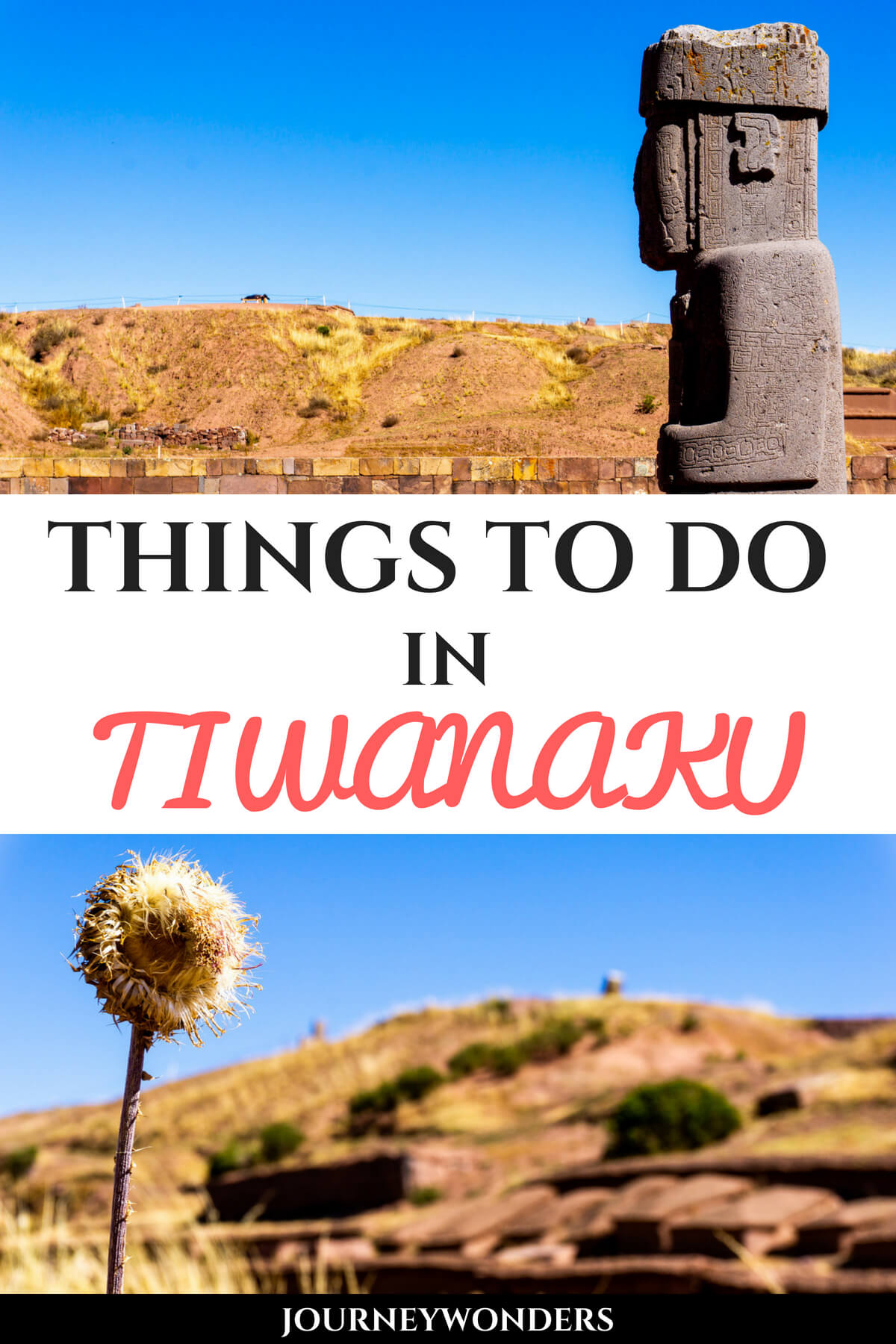 When it comes to Andean Civilizations, the Tiwanaku Culture is one of the most mysterious of them all. Come explore the Tiwanaku Ruins and uncover some of their secrets yo!!! #Bolivia #Tiwanaku #Ruins #Archeology #South America
