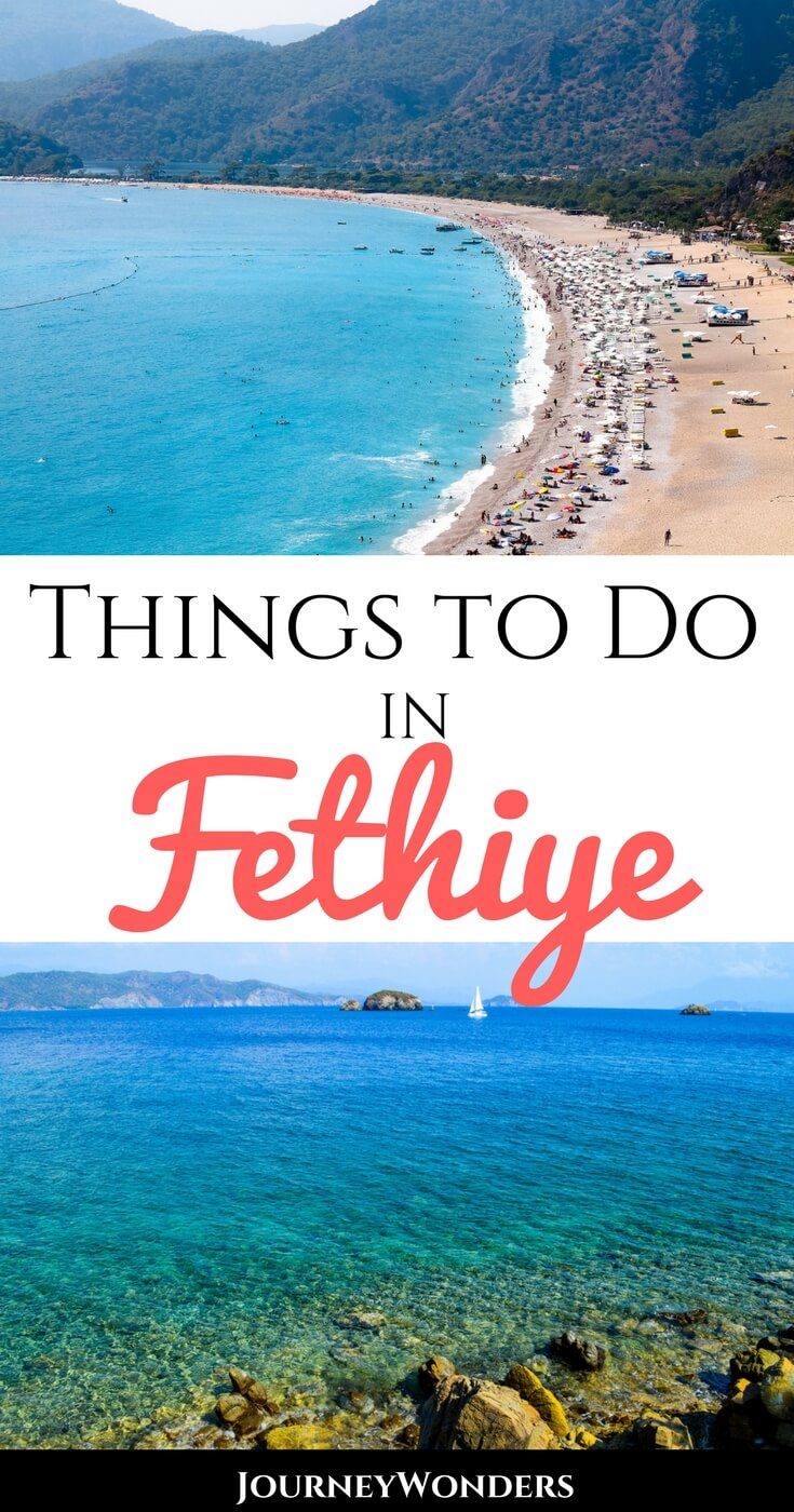 If you're looking for an alternative Mediterranean experience, a cruise around Fethiye's 12 Islands of Turkey is your best choice for unlimited fun!!! Read all you need to know about sailing in #Fethiye #Turkey here!
