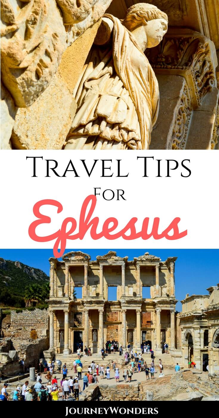 Selcuk is the perfect spot to explore the ruins of Ephesus, where you can find the Byzantine castle of Ayasuluk, ancient temples, & more in this hidden gem of #Turkey #Ephesus #Asia