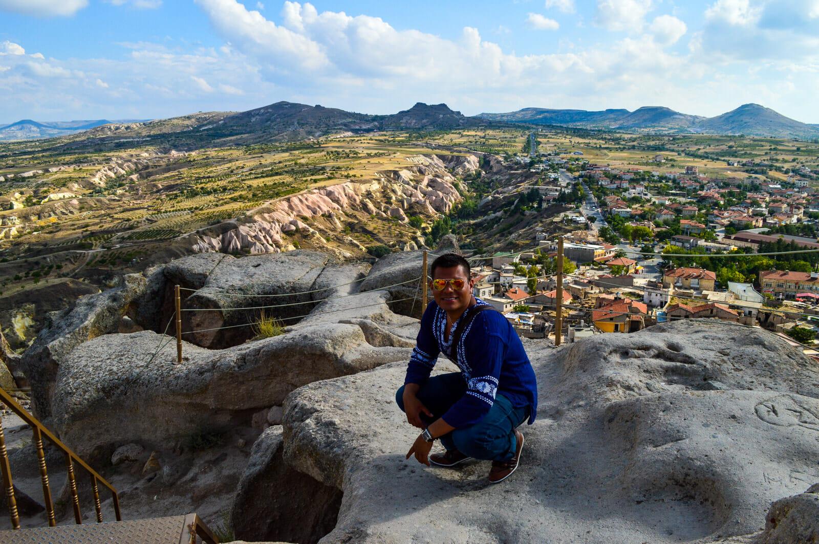 Exploring Cappadocia, Turkey