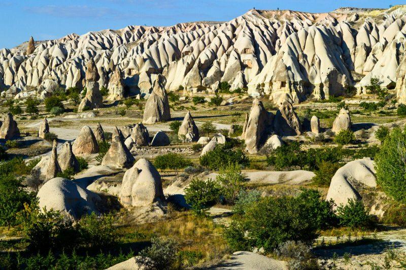 Love Valley of Cappadocia