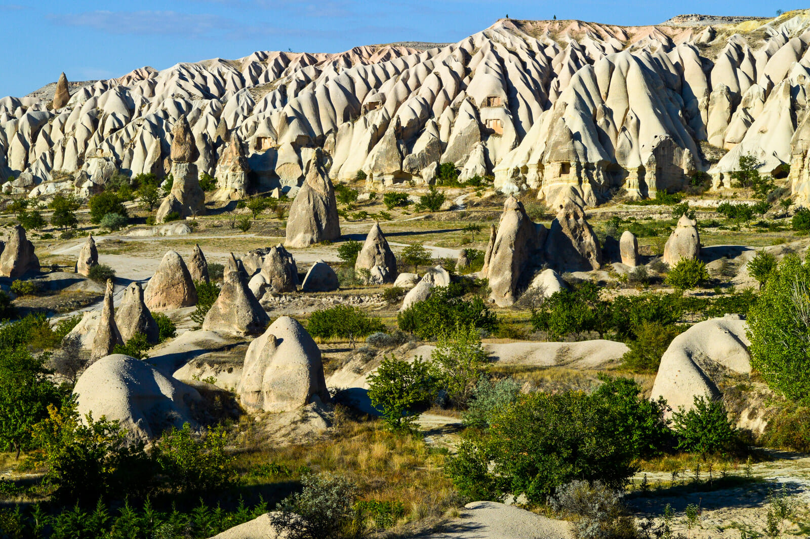 Love Valley of Cappadocia