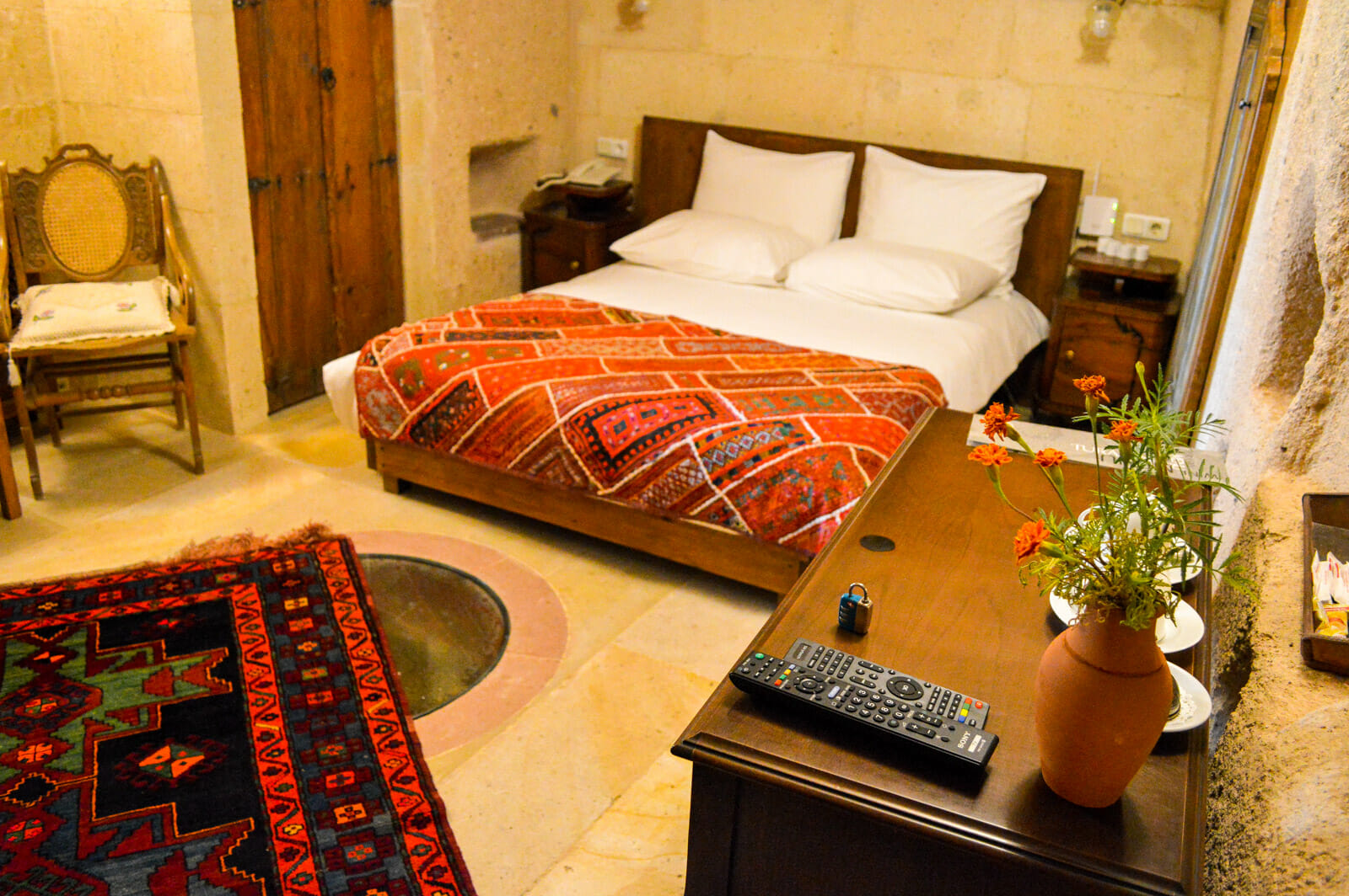 The Cave Hotels of Cappadocia
