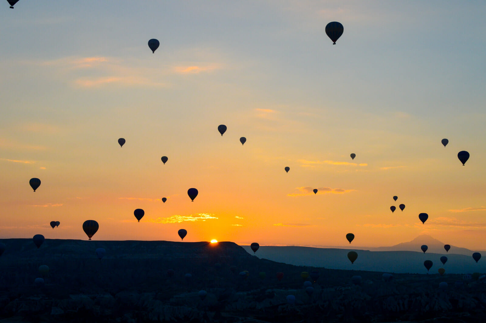 air balloon in cappadocia prices and companies