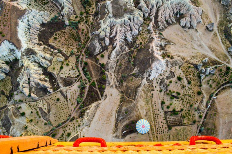 The Hot Air Balloons of Cappadocia 2