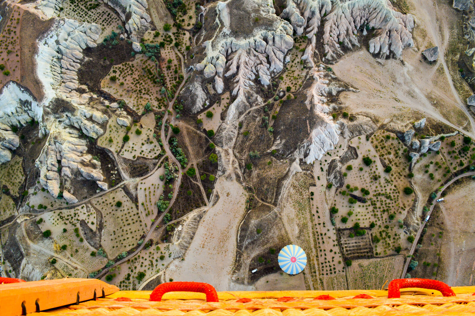 The Hot Air Balloons of Cappadocia 2