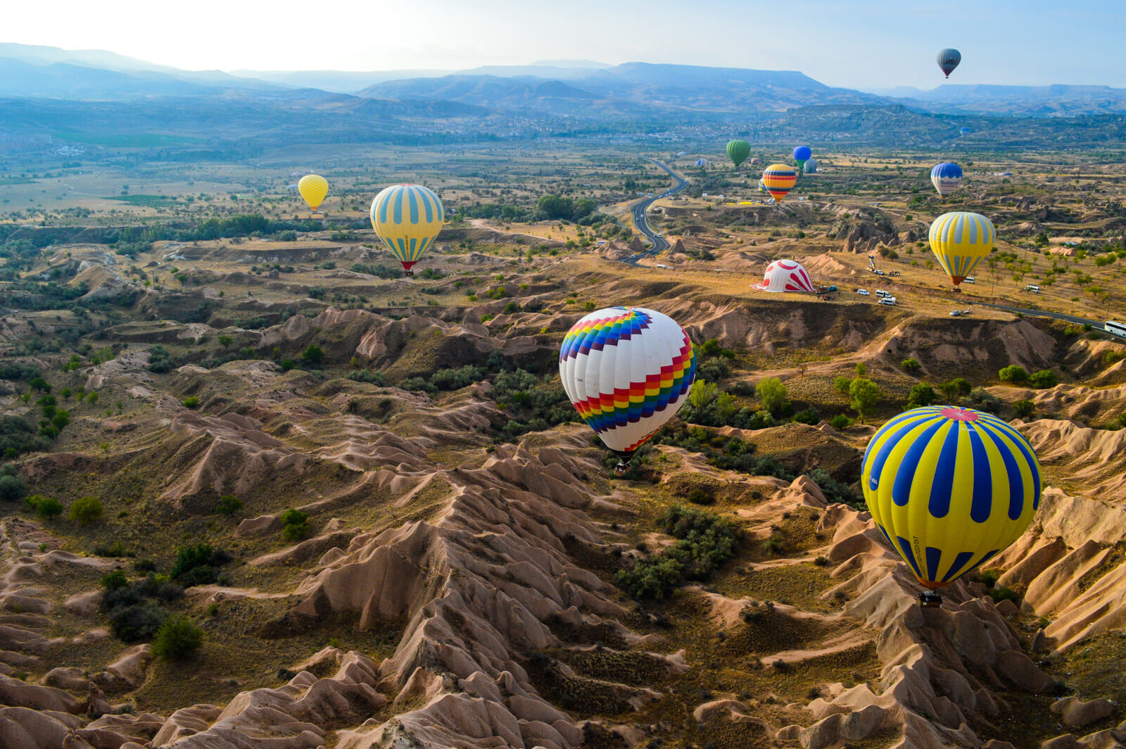 The Hot Air Balloons of Cappadocia 3
