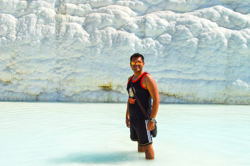 Pamukkale, Turkey's weirdest destination