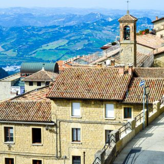 The Old Town of San Marino