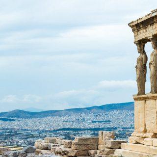 The Parthenon, Greece