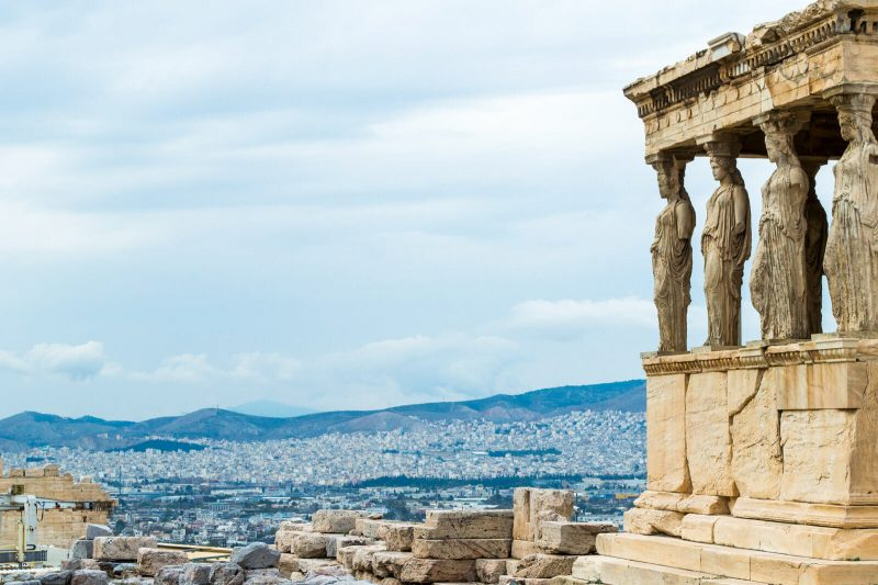 Two Weeks Greece Itinerary