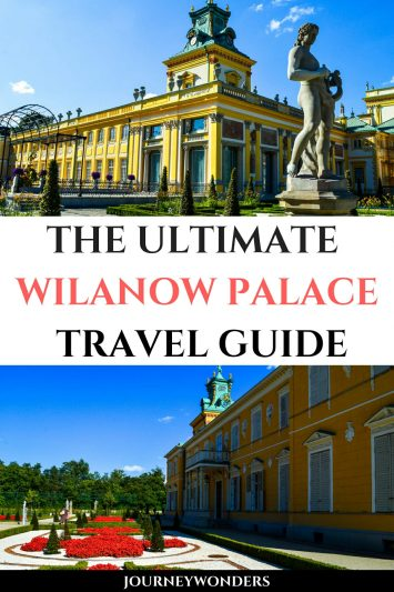 The Ultimate Wilanow Palace Travel Guide Poland Europe Travel